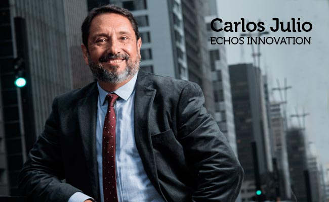 Entrevista com Carlos Alberto Julio, CEO na Echos Innovation Lab