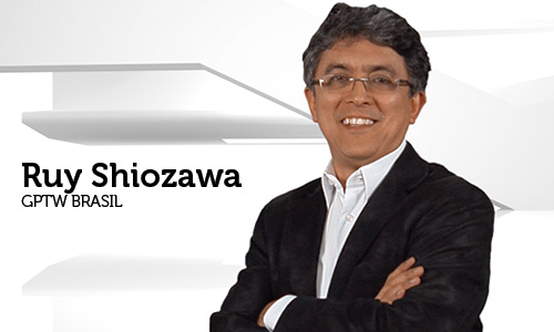Entrevista com Ruy Shiozawa, CEO at Great Place to Work Brasil