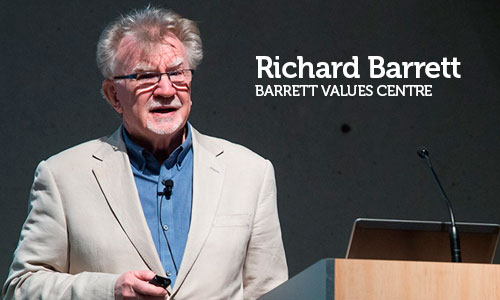 Entrevista com Richard Barrett, Fundador da Barrett Values Centre