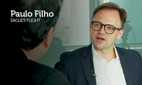 Entrevista com Paulo Filho - Head of Facilitations and Customer da Eagle's Flight