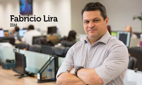 Entrevista com Fabricio Lira, Head of Data & Artificial Intelligence na IBM