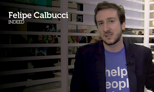 Entrevista com Felipe Calbucci, Director of Sales Indeed