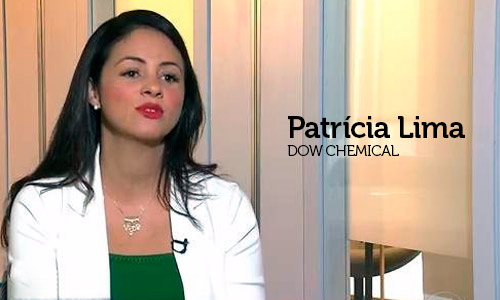 Palestra com Patrícia Lima, Regional Inclusion Leader for Latin America at The Dow Chemical Company