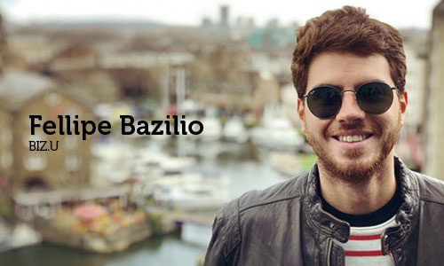 Entrevista com Fellipe Bazilio, Ceo da Biz.u