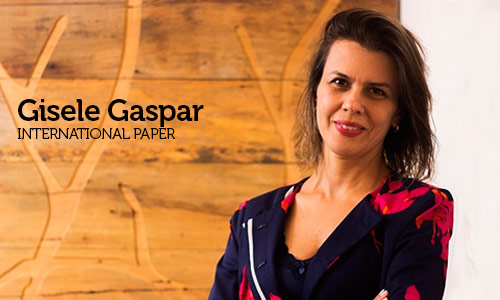Entrevista com Gisele Gaspar, Global Talent Acquisition Branding Project Manager da International Paper