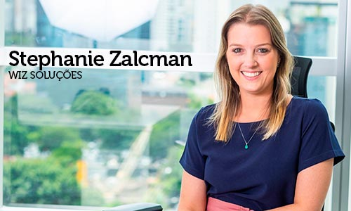 Entrevista com Stephanie Zalcman, CPO - Chief Placement Officer na Wiz Soluções