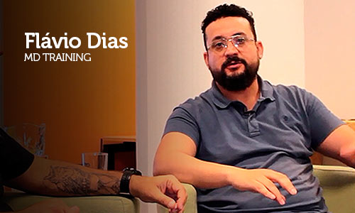 Entrevista com Flávio Dias, Co-Fundador da MD Training