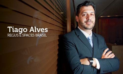 Entrevista com Tiago Alves, CEO da Regus e Spaces Brasil