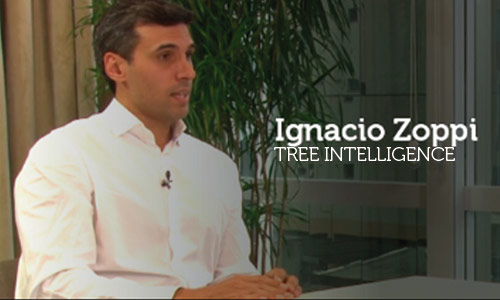 Entrevista com Ignacio Zoppi, co-founder e CEO da Tree Intelligence