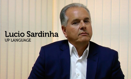 Entrevista com Lucio Sardinha, CEO da Up Language