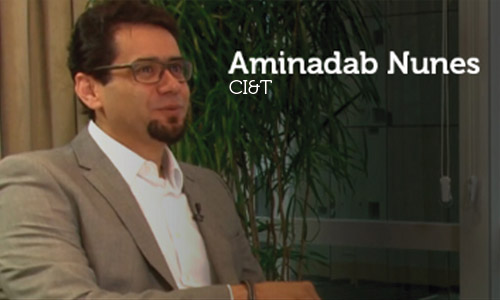 Entrevista com Aminadab Nunes, VP Operations and People da CI&T
